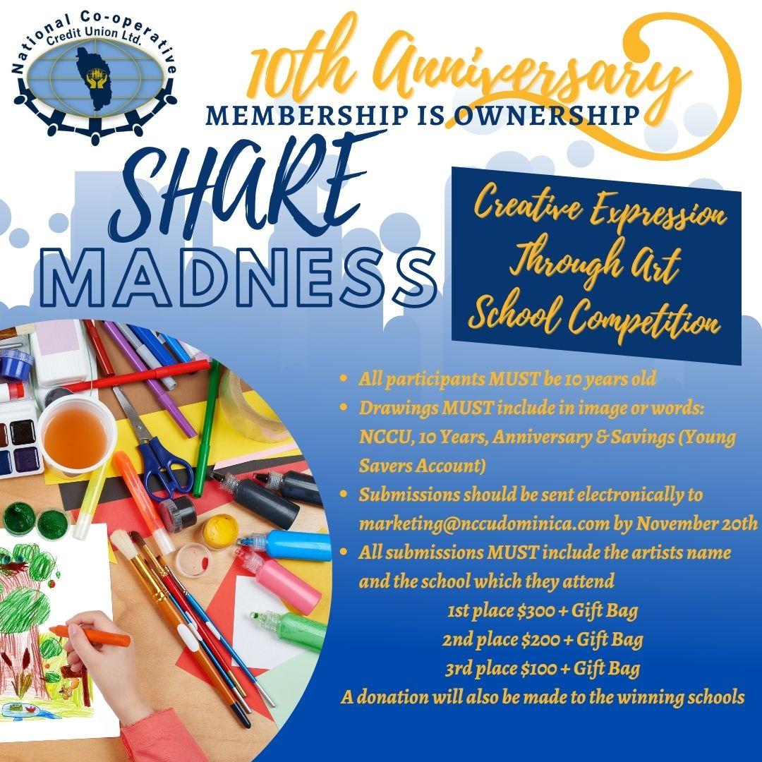 NCCU 10TH Anniversary